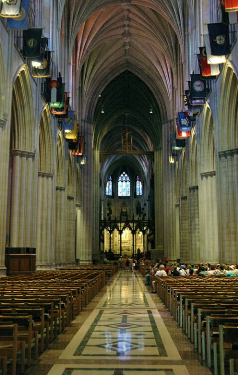 National Cathedral 2 - ID: 442637 © Paul Coco