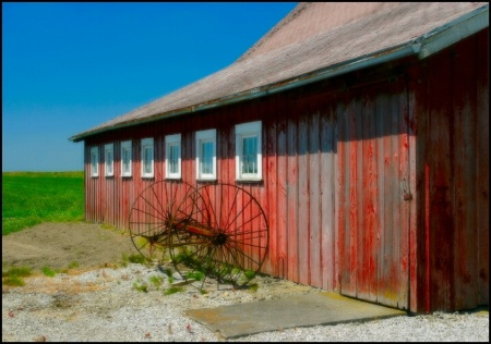 The Nooksack Barn