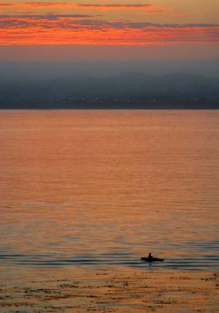 Sunrise Fisherman - Monterrey