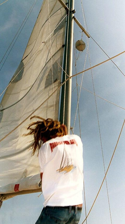 Hoist up the Main Sail (resub)