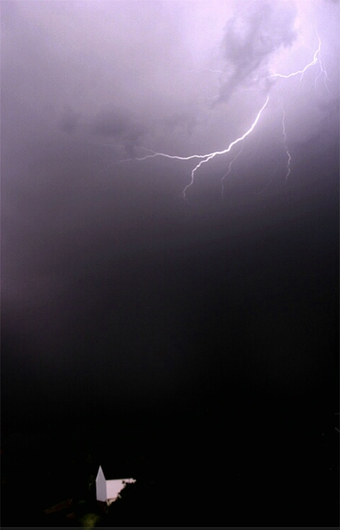 It's Thundering !