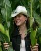Girl In The Corn