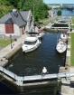 Rideau Canal Lock...