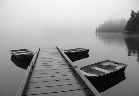 Calmness at the Lake