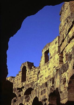 El Jem amfiteatr