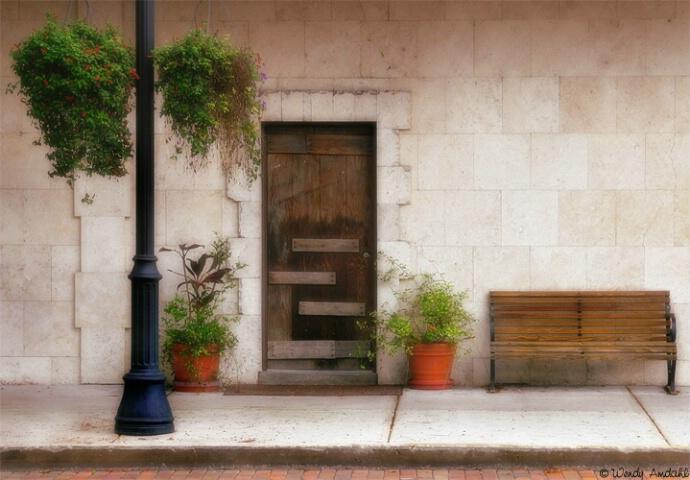 Enchanting Entrance