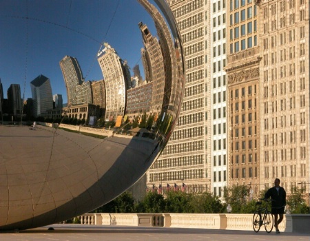 The Bean and the Bicyclist