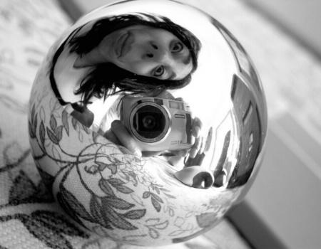 Distorted world