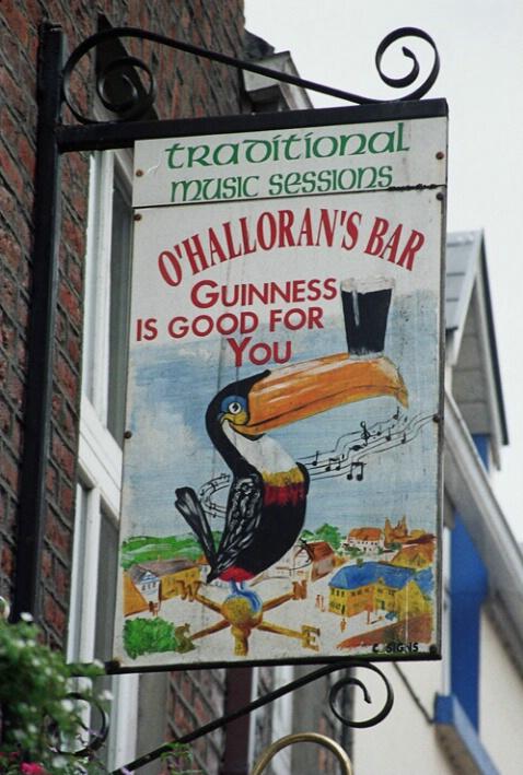 O'Halloran's Bar - ID: 556507 © Robert A. Eck
