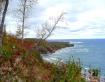 Fall on Lake Supe...