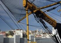Riverfront in Lisbon 1