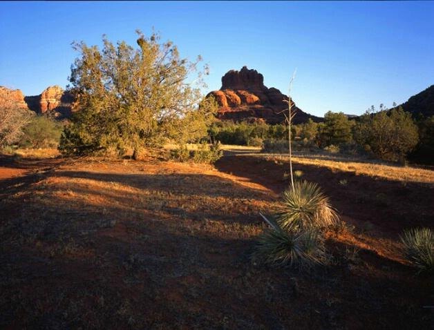 Bell Rock Sunrise - ID: 584448 © Jacqueline Stoken