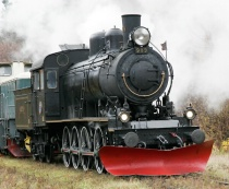 Wakefield Steam Train