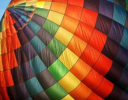 Hot Air Rainbow
