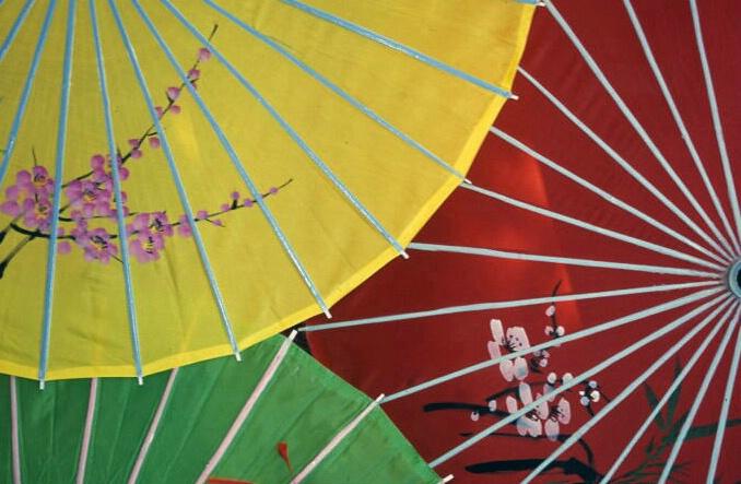 Umbrella- a device used for shade