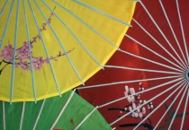 Umbrella- a device used for shade