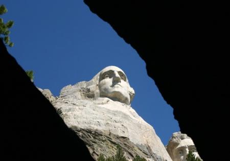 Different Angle on President Washington