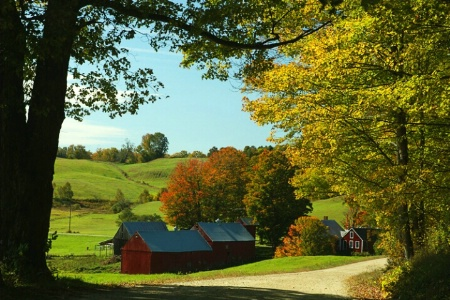 Jenni Farm, Vermont