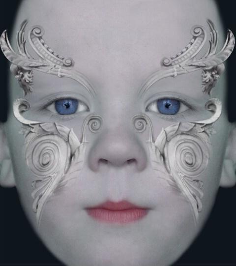 Ieuan's Mask
