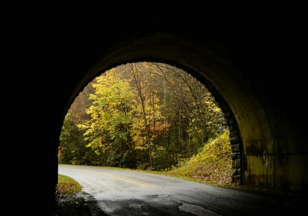 Tunnel of Color