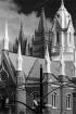 Morman Temple