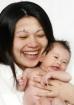 Making Mummy laug...