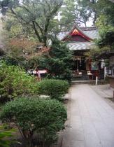After--shrine