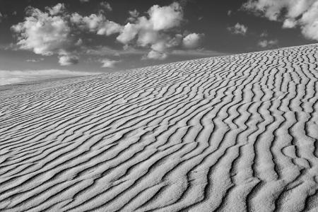 Making Waves - White Sands Nat'l Monument