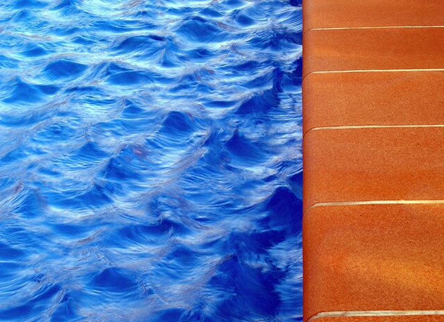 Photography Contest Grand Prize Winner - Pool waves