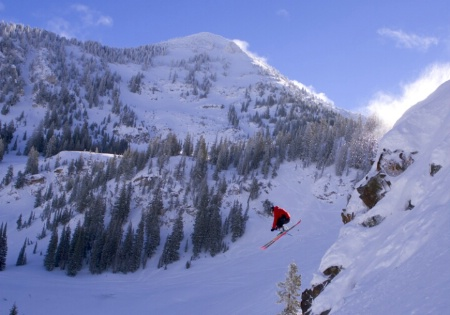 big air and mt. baldy