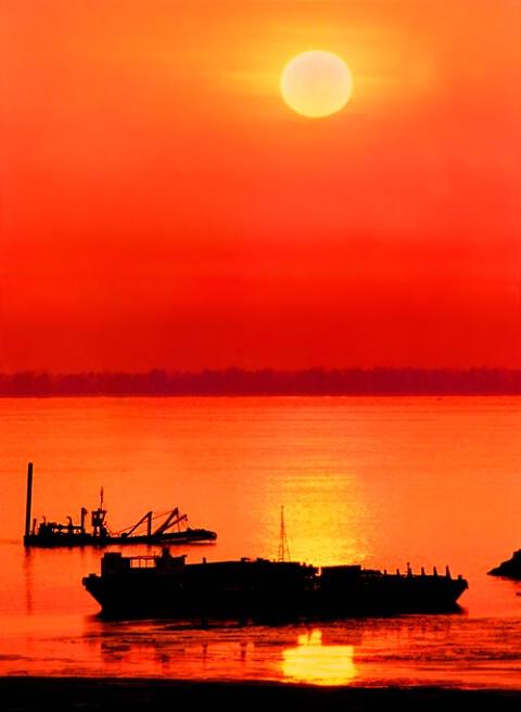 Penang Sunrise, v2a