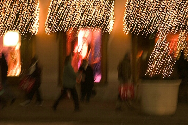 Holiday Blur - ID: 654725 © Virginia Ross