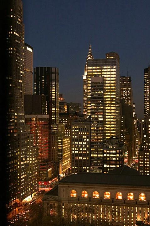 New York City Splendor - ID: 654786 © Virginia Ross