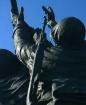 Hands of Iwo Jima
