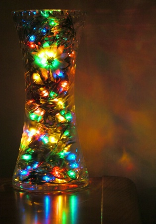 Lights, Colors, Reflections