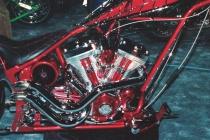 O.C.C. Spider Bike (closeup)