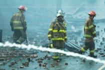 Warehouse Fire in Pottstown # 2