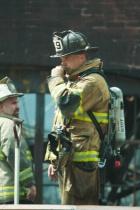 Warehouse Fire in Pottstown #5