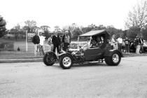 Pottstown Car Show # 1(B&W)