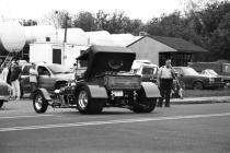 Pottstown Car Show # 2(B&W)