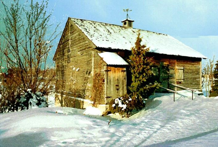 Old Mill - ID: 662926 © Heather Robertson