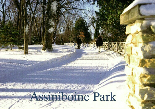 Assiniboine Park winter walk - ID: 665269 © Heather Robertson