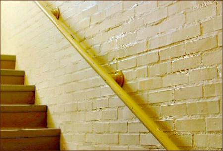 Brick and Stairs