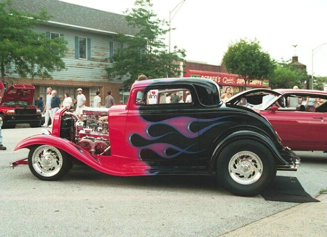 Pottstown Car Show # 15