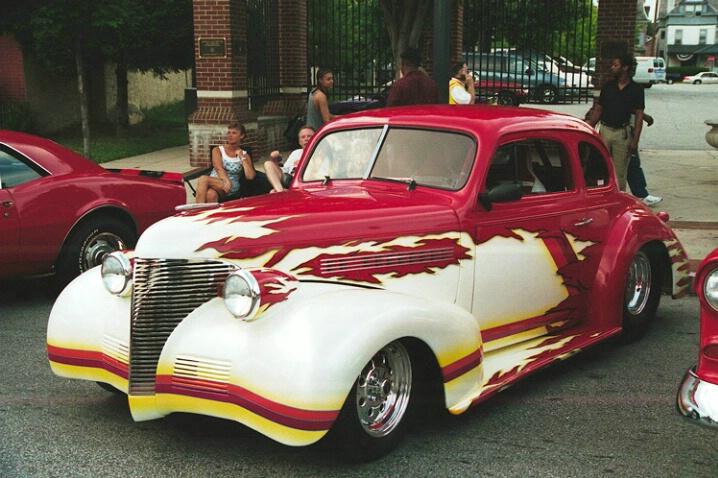 Pottstown Car Show # 13
