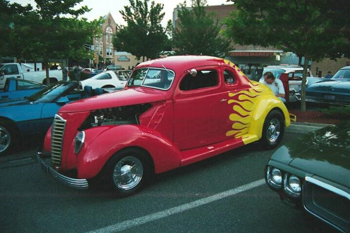 Pottstown Car Show # 11