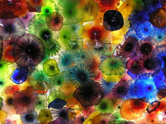 Bellagio Glass Flowers