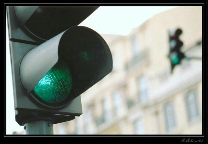 Green light... GO!!!