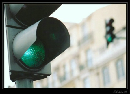 Green light... GO!!!