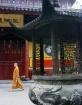 At Jade Buddha Te...